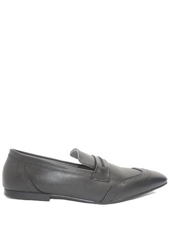 Dr. Kevin black Dr. Kevin Men Dress & Bussiness Formal Shoes 13338 - Black 850A9SH17F4793GS_1