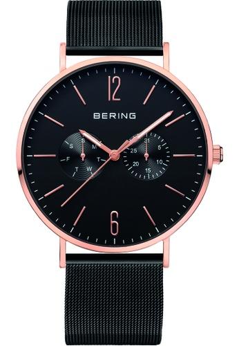 Bering gold Bering Classic Black 40 mm Men's Watch (14240-163) 97017ACBDA9BF6GS_1