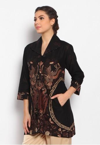 ABIROY black Tunik Batik Black Mega 3ACFCAA6238257GS_1