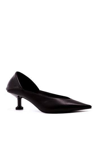 Twenty Eight Shoes black Stylish Silhouette Heels VL1806815 E231FSH6F15654GS_1