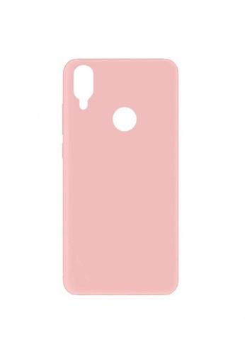 MobileHub pink Xiaomi Redmi Note 7 Silicone Cover Soft Case Rubberized Finish 99E31AC7025E71GS_1