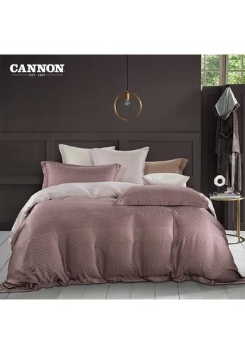 CANNON CANNON Ashton - Edenva (Quilt Cover Set). 5954EHL12ECCE3GS_1