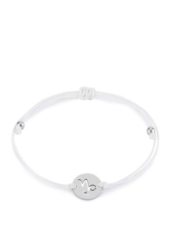 Tutu and Co white Zodiac Bracelet Capricorn D3794AC147A470GS_1