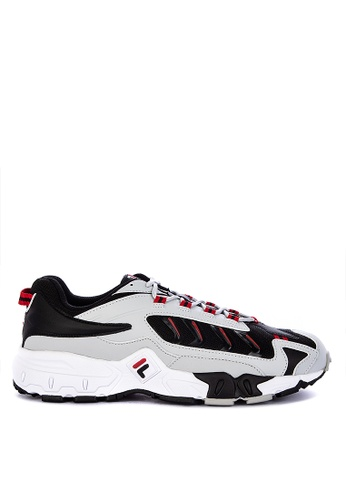 Fila white Ravagement 2000 Sneakers 5A418SH6970185GS_1