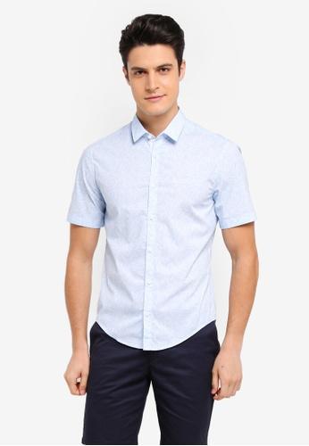 BOSS blue Brodi-S Shirt 0E91DAA315F01FGS_1