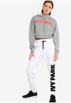 955546ae31327 20% OFF Ivy Park Chenille Neon Logo Hoodie S$ 99.90 NOW S$ 79.90 Available  in several sizes