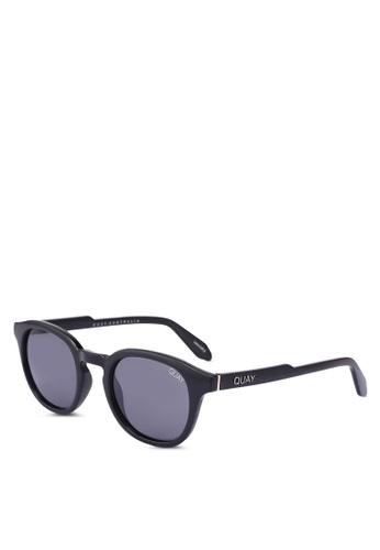 Quay Australia black WALK ON Sunglasses 4CBE8GL3F22B4FGS_1