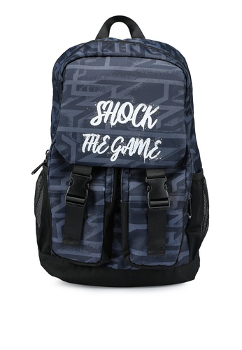 Anta black Shock The Game Backpack 36F93ACDFA94E0GS_1