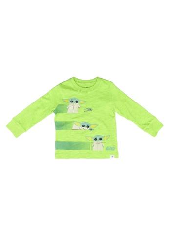 GAP green Star Wars T-Shirt 32C4FKA8D3633EGS_1