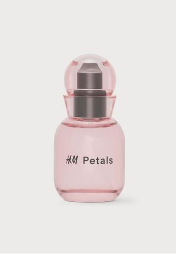 H&M pink Eau De Toilette Petals 4E56CBE3BCBC86GS_1