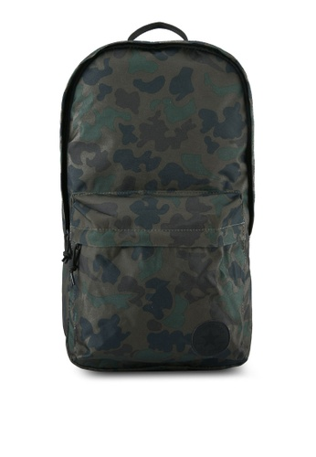 Converse green and multi EDC Backpack CO302AC0SW5RMY_1