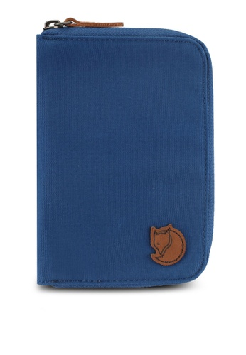 Fjallraven Kanken blue Passport Wallet FJ382AC0SX8GMY_1