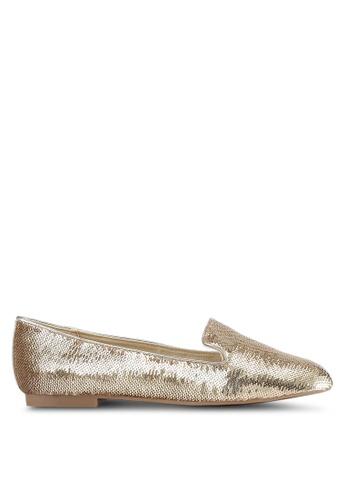 ALDO gold Thayllan Loafers AL087SH0S3VFMY_1