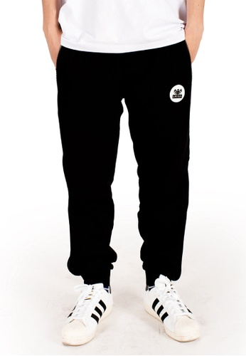 Reoparudo black and multi RPD Year Camo Print Full Zip Jogger Pants (Limited Edition) 9BB2EAACF010CFGS_1