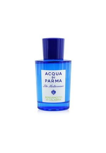 Acqua Di Parma ACQUA DI PARMA - Blu Mediterraneo Bergamotto Di Calabria Eau De Toilette Spray 75ml/2.5oz FE71CBE9064589GS_1