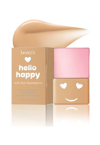 Benefit beige Hello Happy Soft Blur Foundation Mini Shade 06 0AD12BE686C2E8GS_1