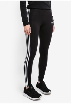 2f042b99003d2 adidas black adidas originals 3 str tight 1DBCFAA17ABB3EGS_1