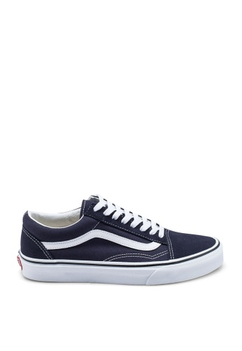 vans navy old school