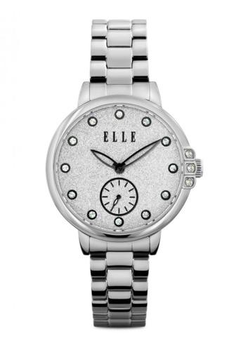 ELLE silver Fashion Ladies Watch EL900AC02MQZMY_1