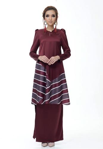LIDYA KUALA LUMPUR Isabella Kurung Pahang 3BEF6AA6205934GS_1