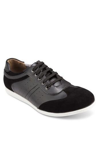 混合拼接正esprit台灣裝休閒鞋, 鞋, 鞋