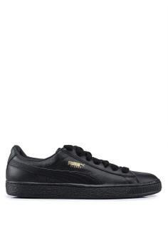 fcac641ff0e Puma black Sportstyle Prime Basket Classic LFS Shoes 53CBFSHFCEDC8FGS 1