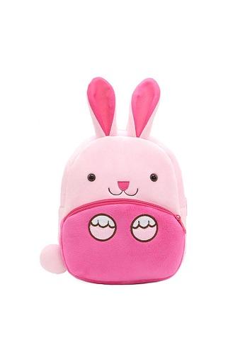 Twenty Eight Shoes pink VANSA Animal Backpacks VAK-BpZ05 4B72AKCFB6F1CBGS_1