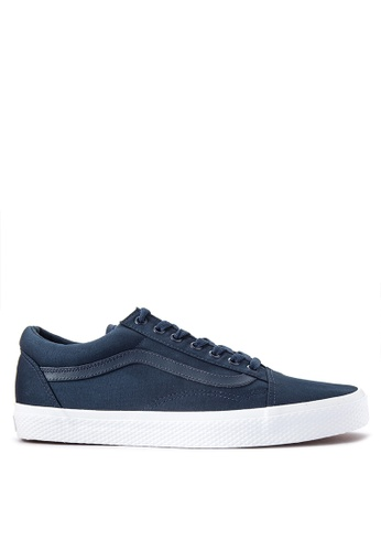 Vans blue OLD SKOOL Sneakers VA142SH0JDRDPH_1