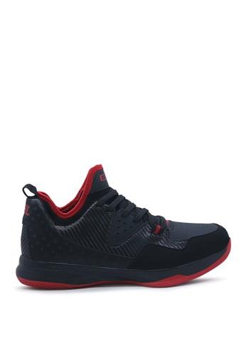 Ardiles black Pride 2 Basket Shoes E64ADSH09F02C6GS_1