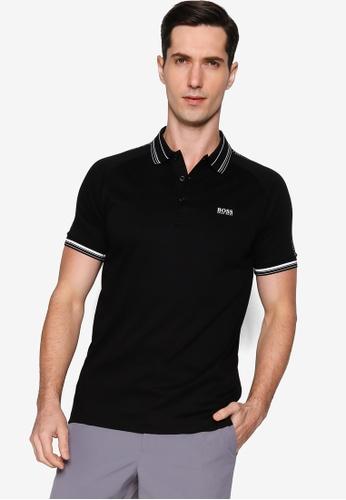 BOSS black Paddy Polo Shirt 17B8CAAC50AC07GS_1