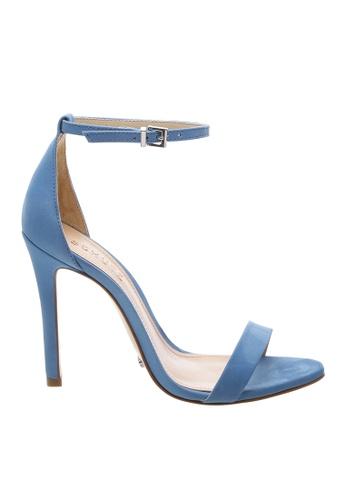 Schutz blue SCHUTZ Strap Sandal - MAGNOLIA (NEW OCEAN) 928E5SHCE88316GS_1