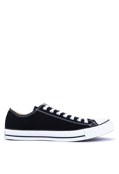 5032954280c6 Converse black Chuck Taylor Core Low Top Sneakers 8ED5CSHB016A2DGS 1