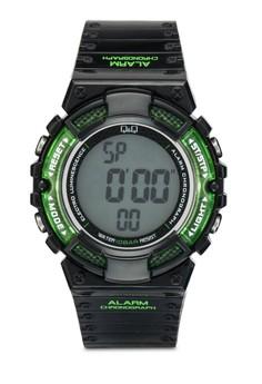 M138J001Y 電子運動手錶