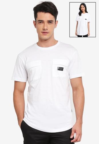 Nicce London white Capsule T-Shirt 10CEBAA12A4BEAGS_1