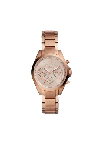 Fossil gold Modern Courier Midsize Watch BQ3036 07573AC639661DGS_1