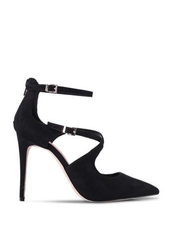 Call It Spring black Friedda Pointed Toe Heels 479C1SH5AE4643GS_1