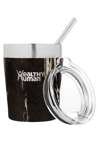 Healthy Human black 12oz Stainless Steel Cruiser Tumbler AFBF5ACFAF8373GS_1