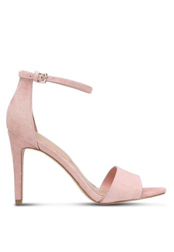 ALDO pink Fiolla Heels AL087SH0RLNHMY_1