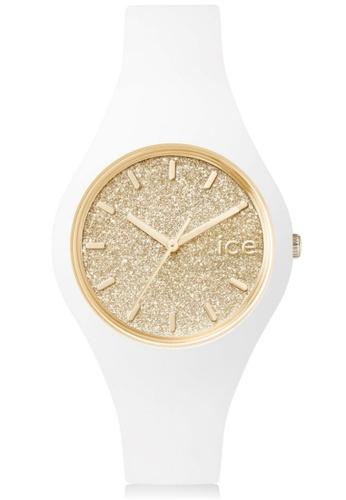 Ice-Watch white ICE glitter - White Gold IC770AC55QAMHK_1