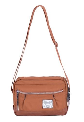 Caterpillar Bags & Travel Gear Essential Rebel Shoulder Bag CA540AC22FABHK_1