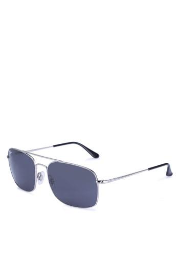 Ray-Ban blue Ray-Ban RB3611 Sunglasses A49F5GL8BAE7A5GS_1