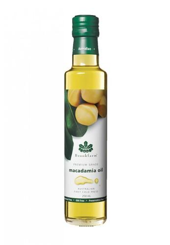 Livebetterasia Singapore Brookfarm Premium Grade Macadamia Oil 250ml A544AES5B4E412GS_1
