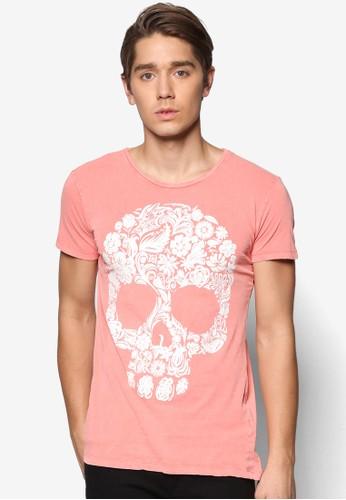 Girocollo Con Stampa T-Shirt, 服飾,esprit童裝門市 T恤