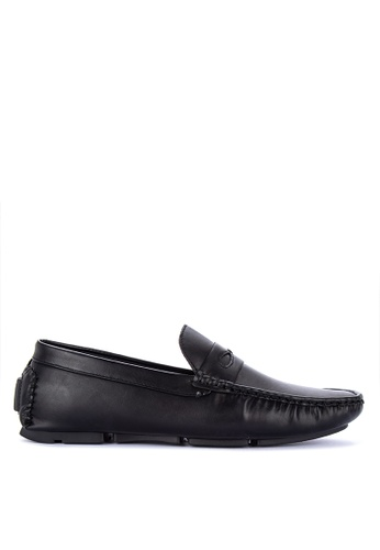 Mendrez black Shawn Loafers 9080BSHE80C6E3GS_1