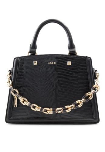 ALDO black Adeithiel Top-Handle Bag 80169ACB5F1326GS_1