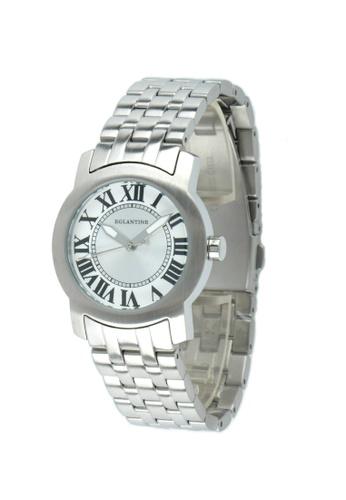 EGLANTINE silver EGLANTINE® Emily Ladies Steel Quartz Watch on Steel Bracelet 9F3C2AC4BEB4D2GS_1