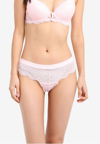 Cotton On Body pink Candice Brasiliano Brief CO561US0SIJQMY_1