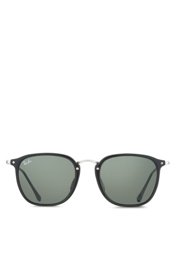 Ray-Ban black RB2448NF Sunglasses RA896GL14WDTMY_1