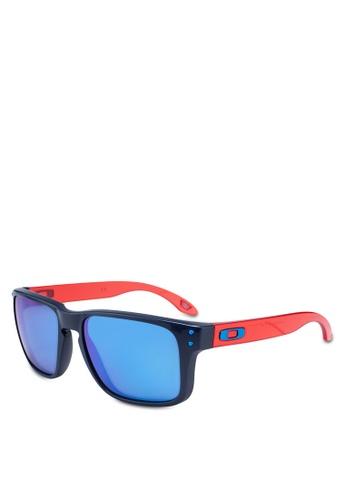 Oakley 多色 Holbrook Xs OJ9007 太陽眼鏡 E23D2GLEA06639GS_1