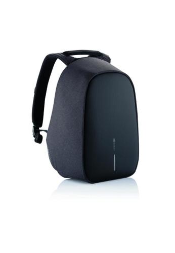 Bobby by XD Design black Bobby Hero Regular Anti-Theft Backpack - Black 7D382AC94B070AGS_1